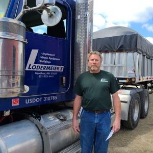 Lodermeiers Trucking Jason Thuman